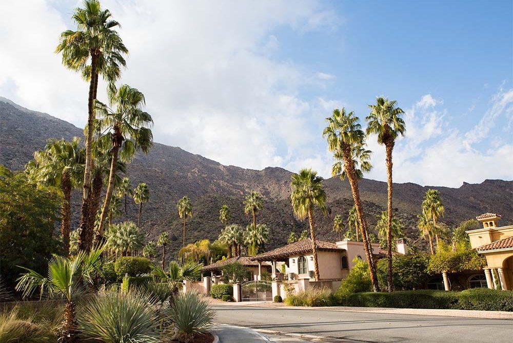 ประวัติของ Palm Springs