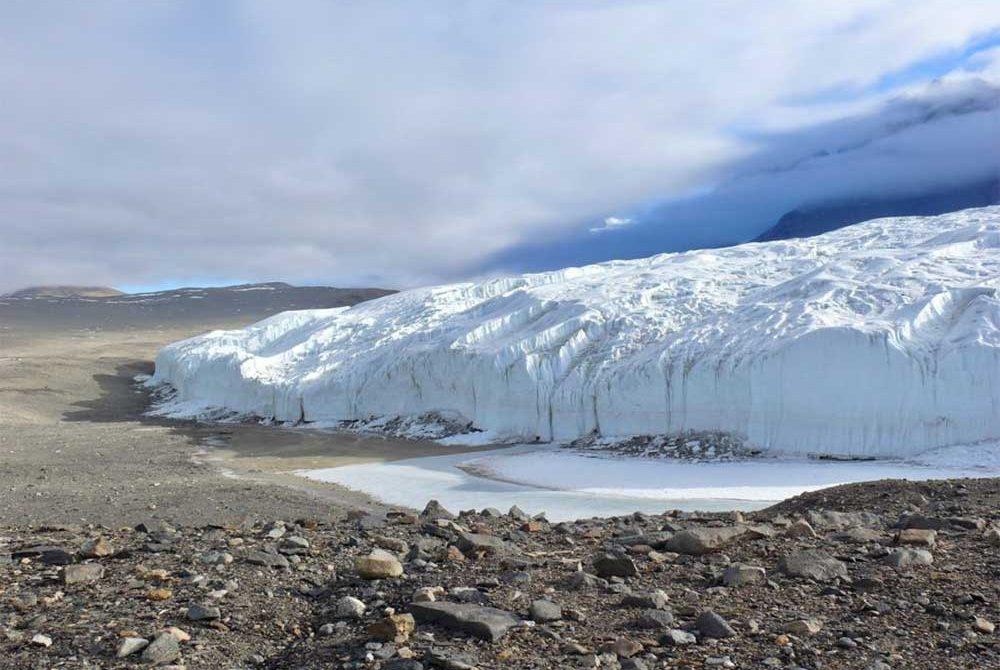 สัมผัสพื้นที่แห้งแล้งสุดๆ ณ แอนตาร์คติกา