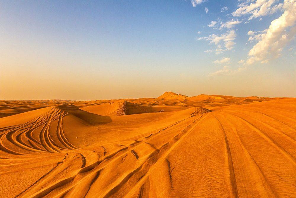 มารู้จักทะเลทรายที่ใหญ่ที่สุดในโลกกันเถอะ