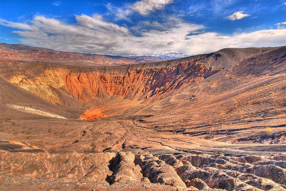 ทะเลทรายที่มีอุณหภูมิสูงที่สุดในโลก