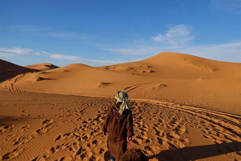 เรื่องราวน่ารู้เกี่ยวกับทะเลทรายซาฮาร่า