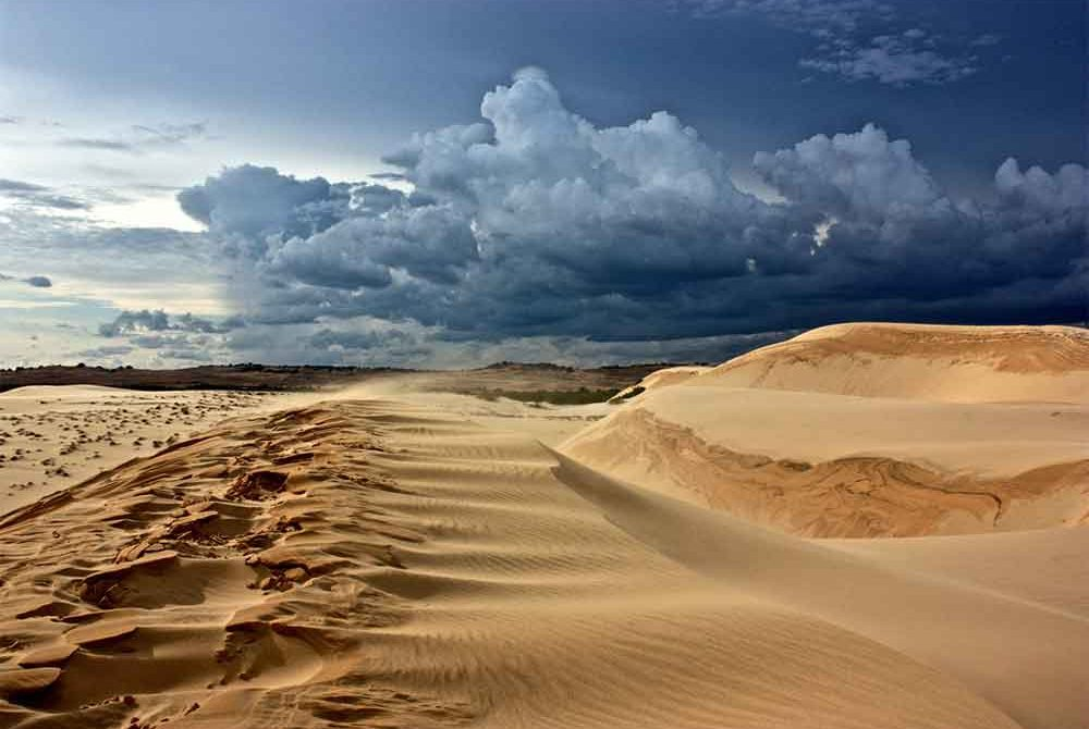 สัมผัสการท่องเที่ยวสุดตื่นเต้นไปกับ ทะเลทรายเวียดนาม